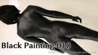 Black Painting 010