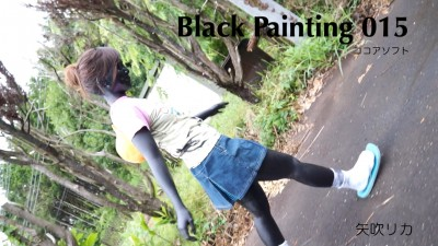 Black Painting 015