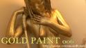 GOLD PAINT 006