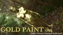GOLD PAINT 014