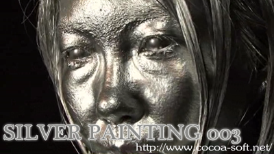 SILVER PAINTING 003