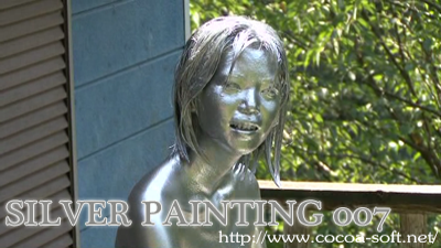 SILVER PAINTING 007