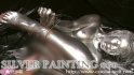 SILVER PAINTING 010