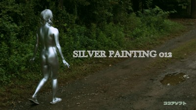 SILVER PAINTING 012