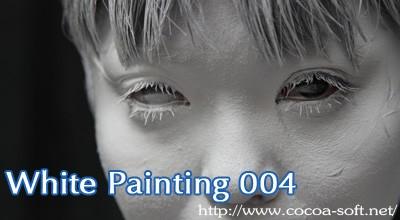 White Painting 004