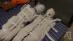 ミャオとバニーダブルストライクジャケット寝袋