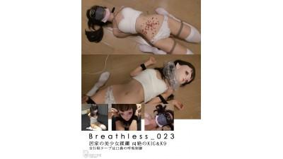 居家の美●女  蹂躙 闷絶のKIG&K9 全行程テープは口鼻の呼吸制御