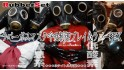 ラバーガスマスク呼吸制御プレイ&ラバーSEX