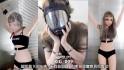 双層マスク 着ぐるみ+MILIYA MASK  拘束多重の窒息真空振動