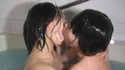 元祖レズ接吻6-8 ~ローション接吻&最終接吻編~