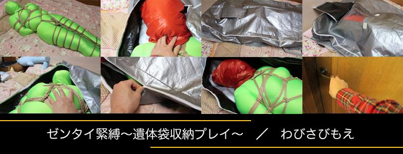 Bodybagged Zentai