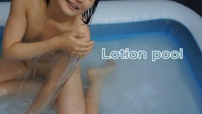 Lotion pool