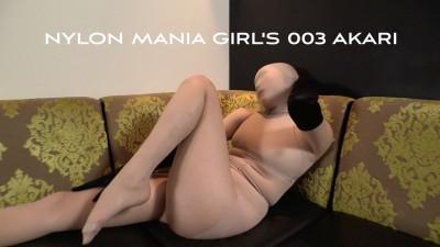 NYLON MANIA GIRL'S 003 AKARI【HD 720p】