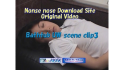 Bathtub UW scene clip 3 (Ayaka)