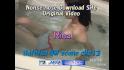 Bathtub UW scene clip 13 (Rina)