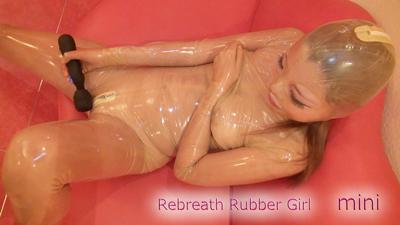 Rebreath Rubber Girl mini