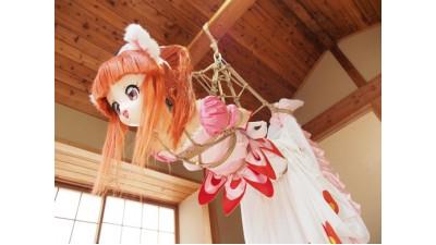 お姫様の吊りプレイ