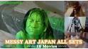 MESSY ART JAPAN ALL SET